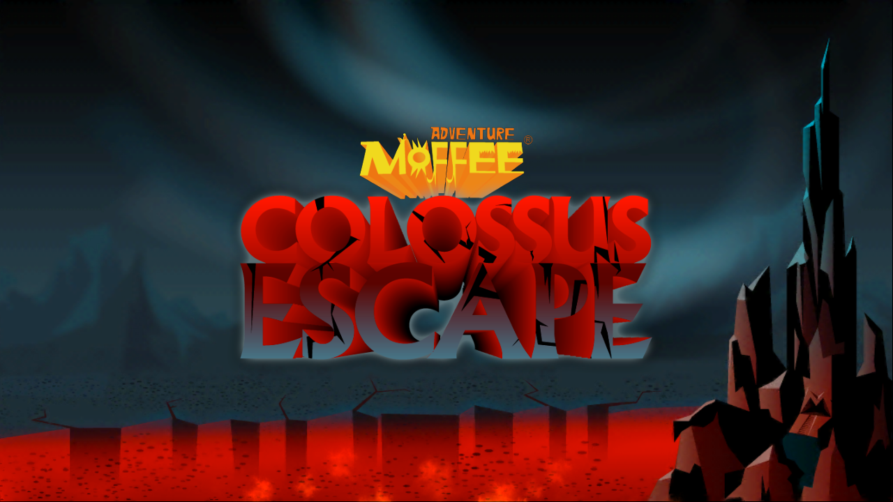 Colossus Escape - screenshot