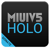 MIUIV5 Holo Theme Donate