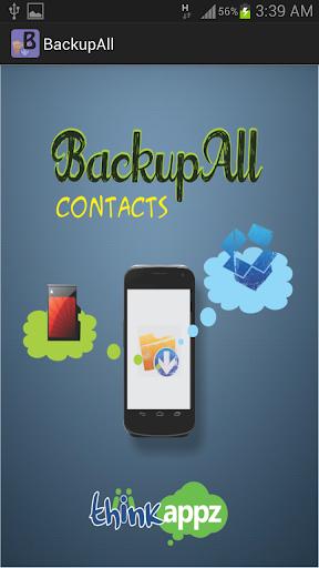 Backup All