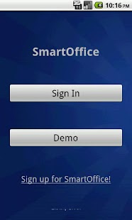 SmartOffice CRM by Ebix - screenshot thumbnail