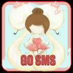 ZLOTUS swan GO SMS Theme