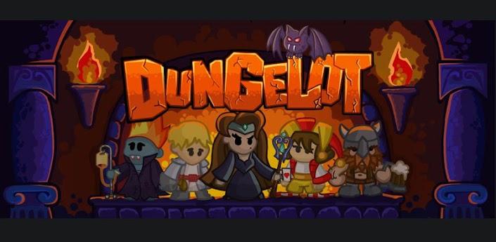 Dungelot - новая убивалка времени для Android