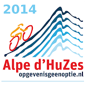 Alpe d'HuZes App 2014