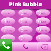 ExDialer Pink Bubble