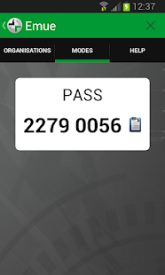 Emue Enterprise Authenticator- screenshot thumbnail