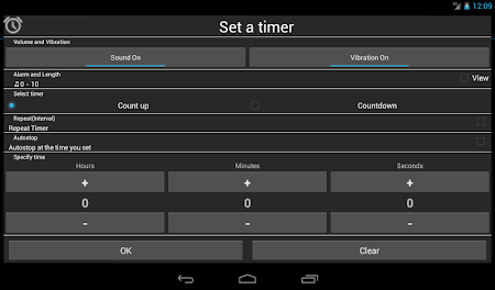Stopwatch & Timer 1.5.2 screenshot 277901