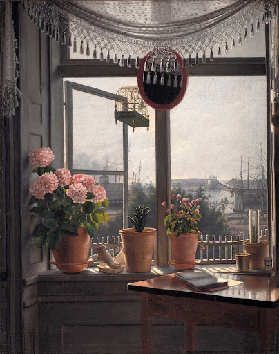 View from the Artist's Window