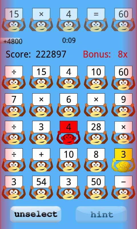 Einstein Math Academy - screenshot