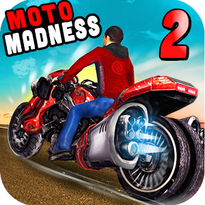 Moto Madness 2 -3D Racing Game for PC and MAC