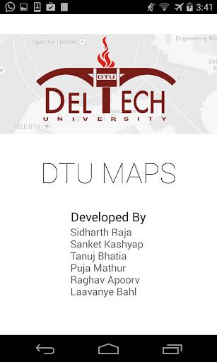【免費旅遊App】DTU Maps-APP點子
