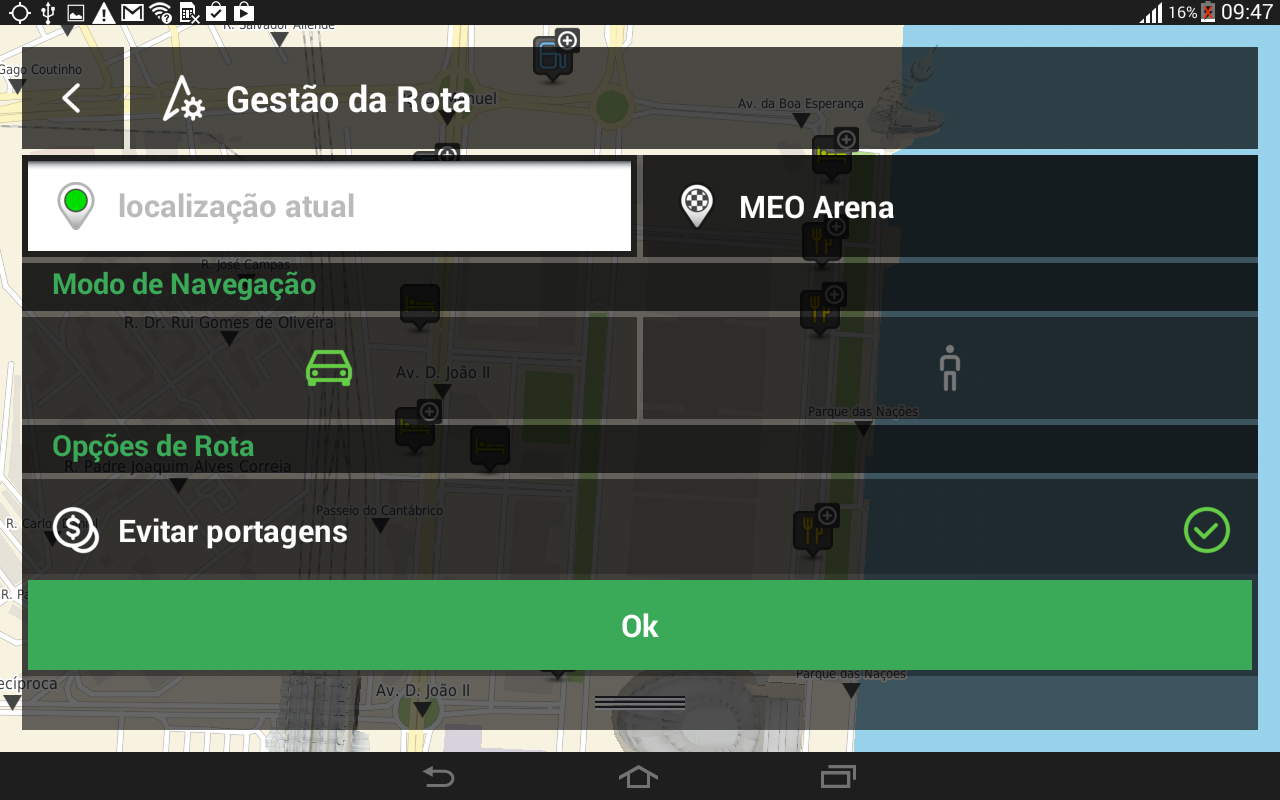 MEO Drive- screenshot
