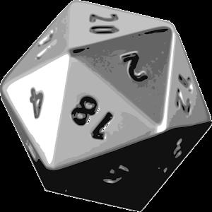8 sided dice simulator d 2012