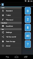 Screenshot of Scrum Poker Cards (Agile)