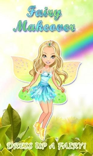 Fairy Makeover: Dress Up Salon