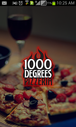 1000Degress Pizzeria