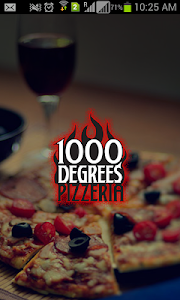 1000Degress Pizzeria screenshot 0