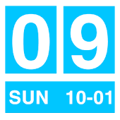 Win7 Clock Widget