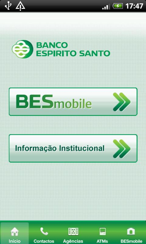 BESmobile - screenshot