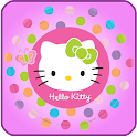 Kitty Lovely GO Launcher Theme