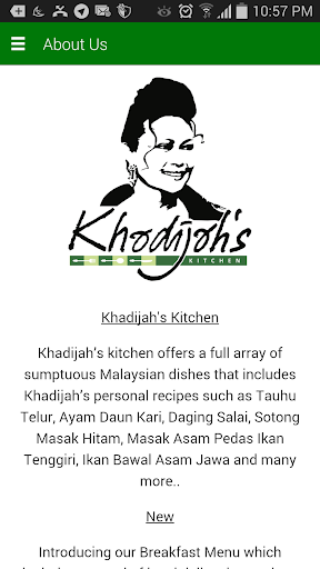Khadijah's Kitchen