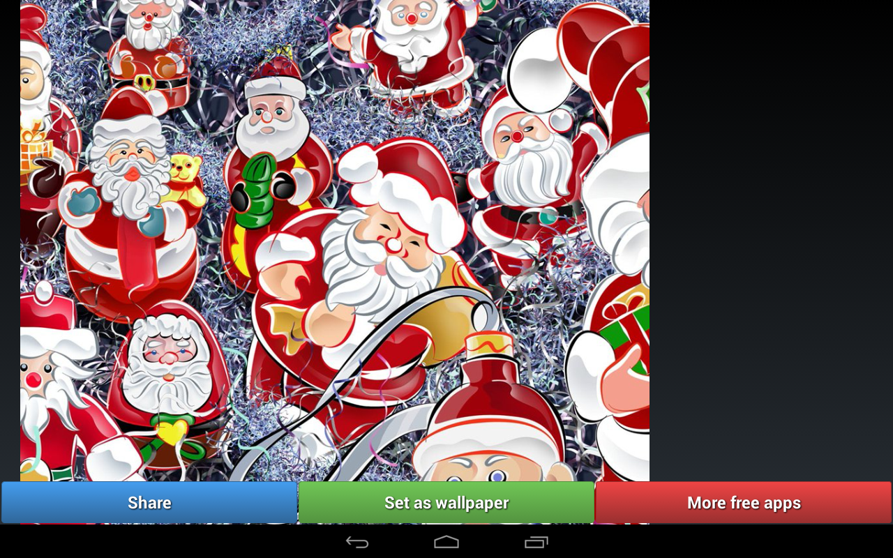 Merry Christmas HD Wallpapers- screenshot