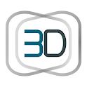 3DWiggle Player icon