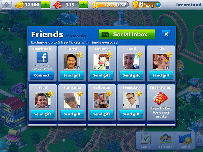 RollerCoaster Tycoon\302\256 4 Mobile Screenshot 1