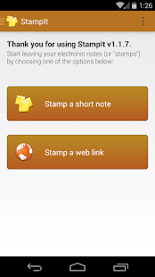 StampIt- screenshot thumbnail