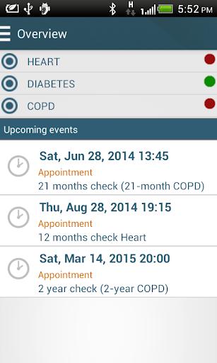 玩健康App|CGI CC360 HealthCenter Phone免費|APP試玩