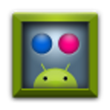 FlickrFree for Android icon