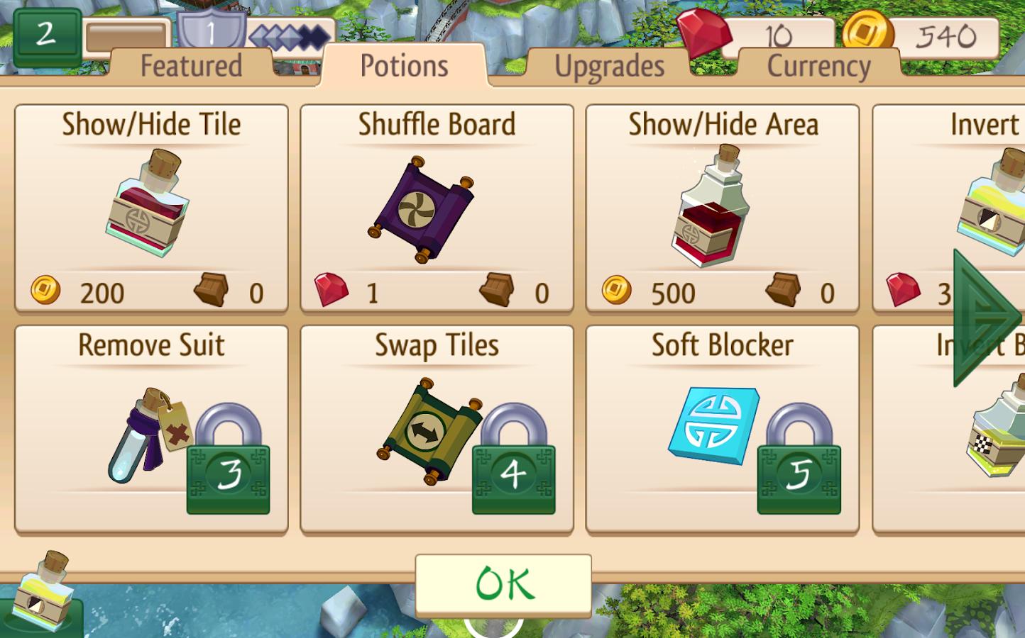 Tile Temple Tactics - screenshot