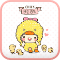 BeBe(Chick) Go Locker theme icon