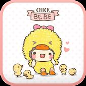BeBe(Chick) Go Locker theme
