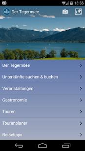 Die Tegernsee-App- screenshot thumbnail