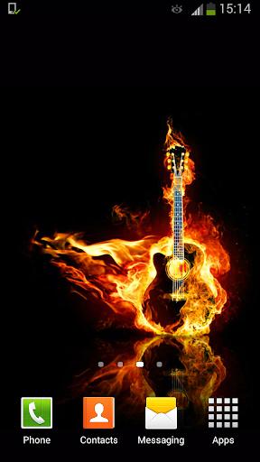 吉他 動態壁紙