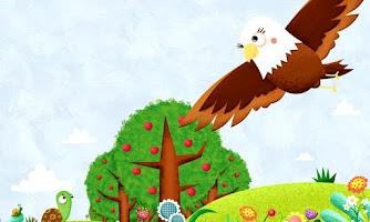 Screenshot of Die Schildkröte und der Adler