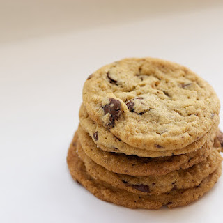 Peanut Butter Cookies with Milk Chocolate Chunks Recipe