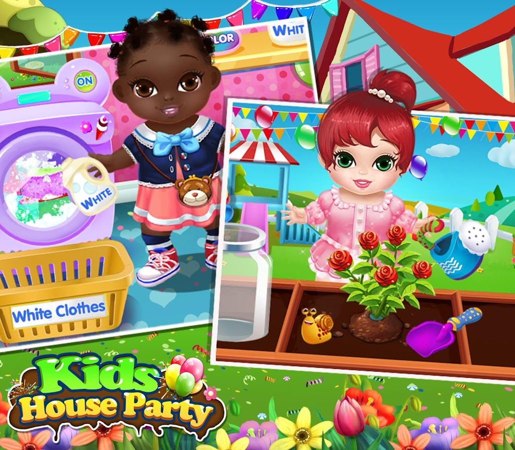 Kids House Party Android Apps On Google Play