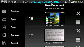 Screenshot of PDF Scanner:Document Scan+ OCR