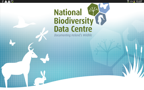 Biodiversity Data Capture- screenshot thumbnail