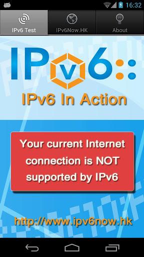 玩工具App|IPv6Now.HK免費|APP試玩
