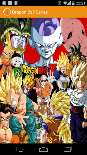 Dragon Ball GT Series Free