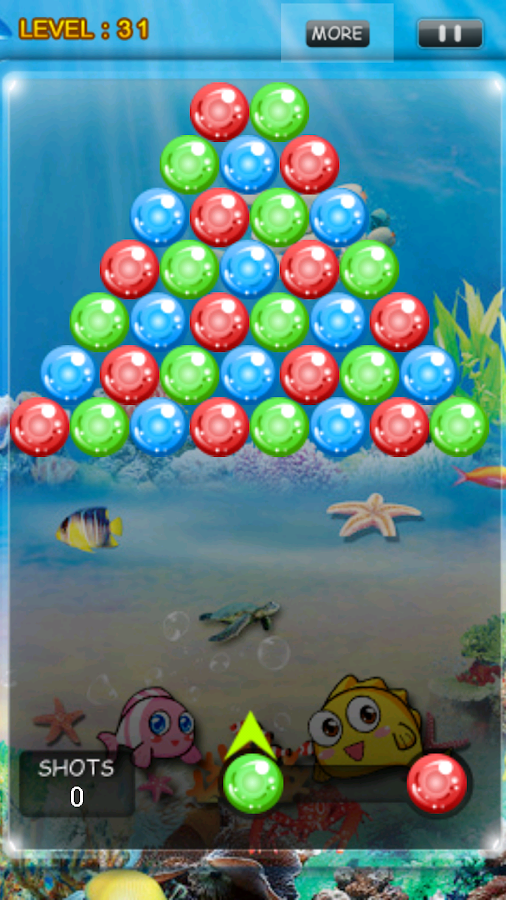Bubbles Saga - screenshot