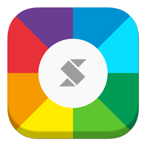 Fast Color LOGO-APP點子
