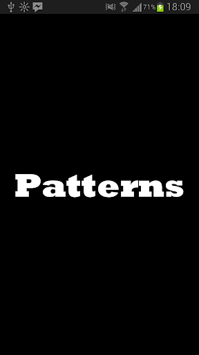 Patterns Lite