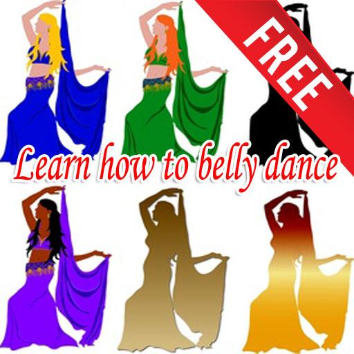 Learn how to belly dance Free