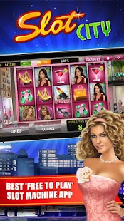 Slot City - Free Casino Slots - screenshot thumbnail
