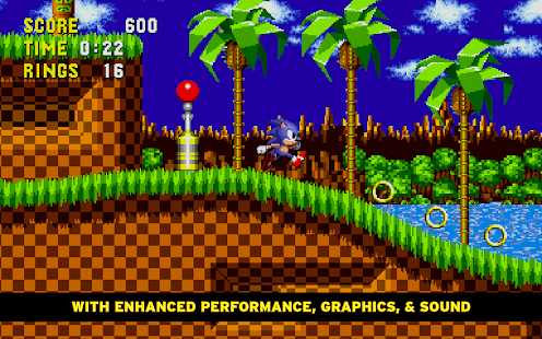 Sonic The Hedgehog- screenshot thumbnail
