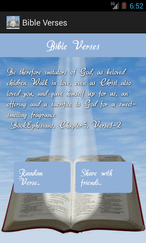Bible Verses Android Apps On Google Play
