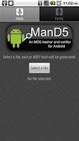Screenshot of ManD5 Full